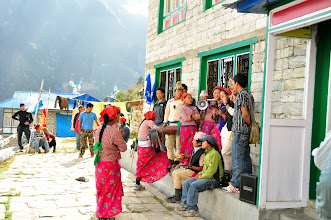 Photo: Hotel Norling, Namche Bazaar (3440 m)