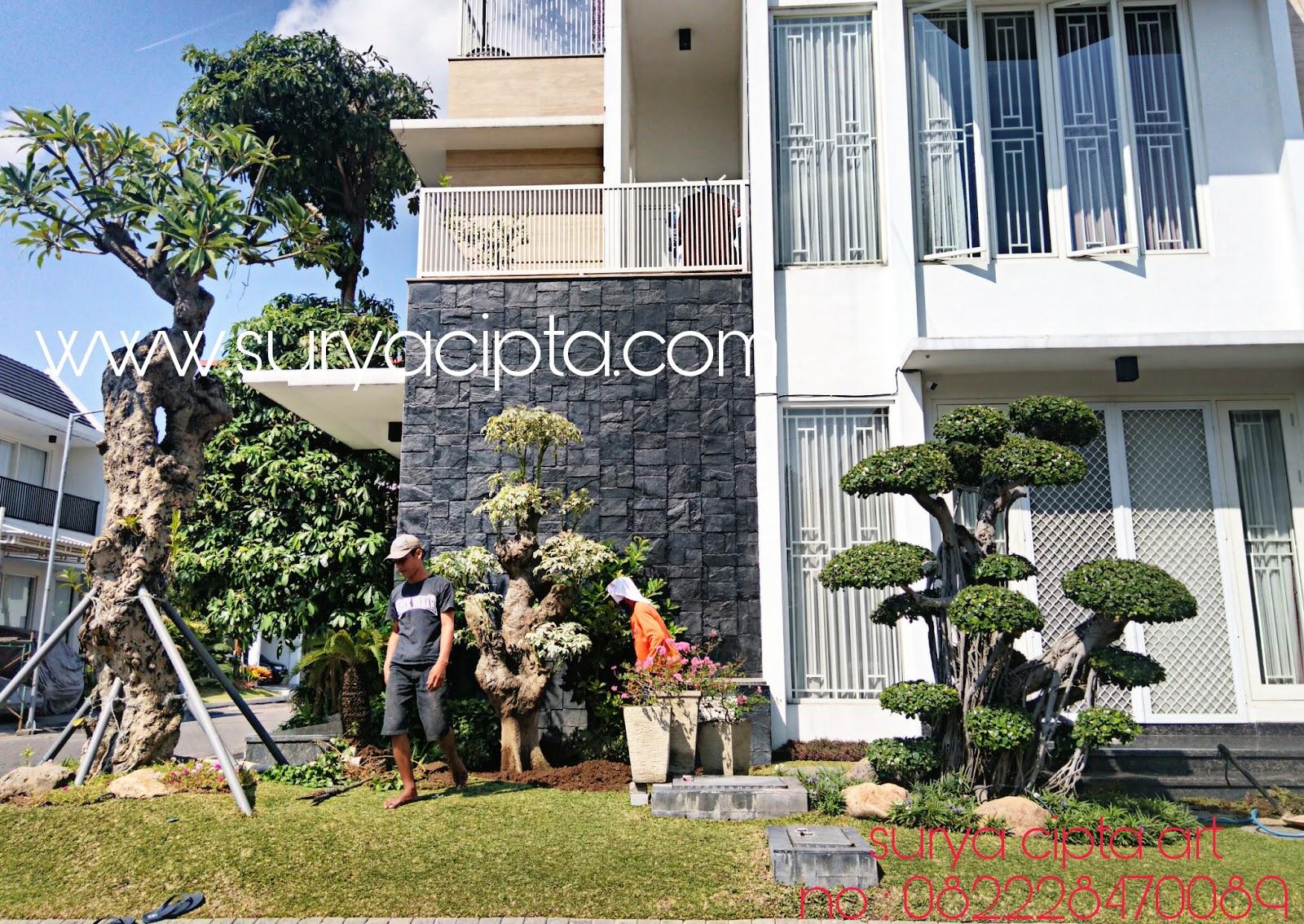 Suryacipta Jasa Tukang Taman Surabaya Sidoarjo Jakarta