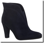 Carvela comfort cut out ankle boot