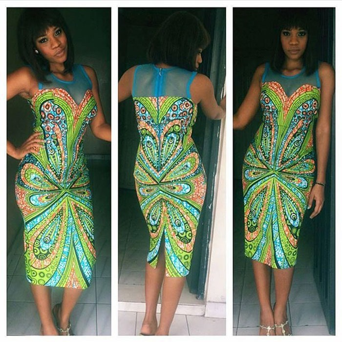 new ankara dress designs (2)
