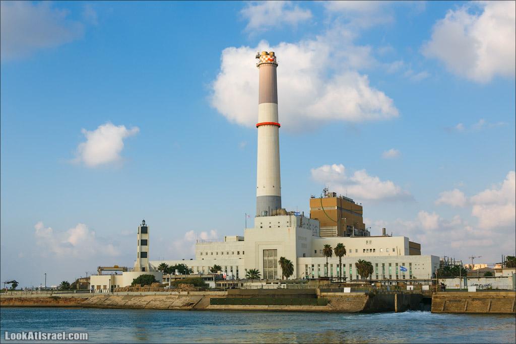 Рединг - Это электрификация Тель Авива плюс история страны