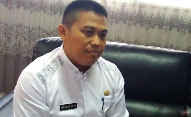 Foto: Kepala Dinas Penanaman Modal dan Pelayanan Terpadu Satu Pintu (DPMPTSP) Provinsi Sumatera Barat Maswar Dedi.