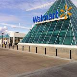 Walmart Ballard Parking Lot Dallas Texas