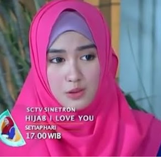 lirik lagu ost soundtrack sinetron hijab i love you so beautiful ungu