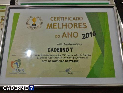 Líder Pesquisas - Caderno7 site de notícias destaque