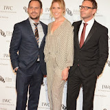 WWW.ENTSIMAGES.COM -   Thomas Kretschmann, Franziska Weisz and Moritz Bleibtreu   arriving at       IWC Schaffhausen and BFI London Film Festival - private dinner at Battersea Evolution, London October 7th 2014Swiss watch brand and British Film Institute host party to celebrate their three year partnership.                                                Photo Mobis Photos/OIC 0203 174 1069
