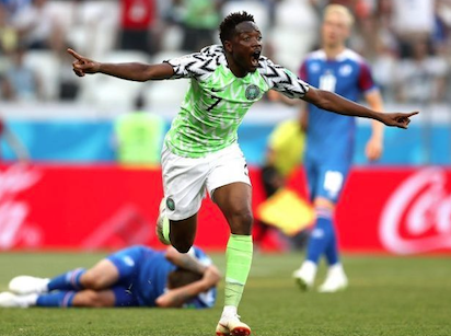 Musa Will Show Up Strong Against Argentina — Rohr