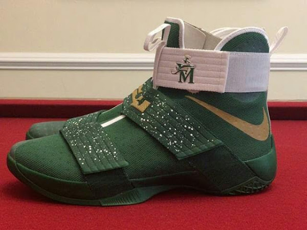 First Look at Nike LeBron Soldier 10 Home amp Away PEs
