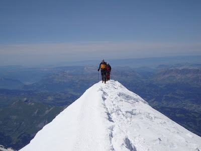 Mont Blanc 4848m