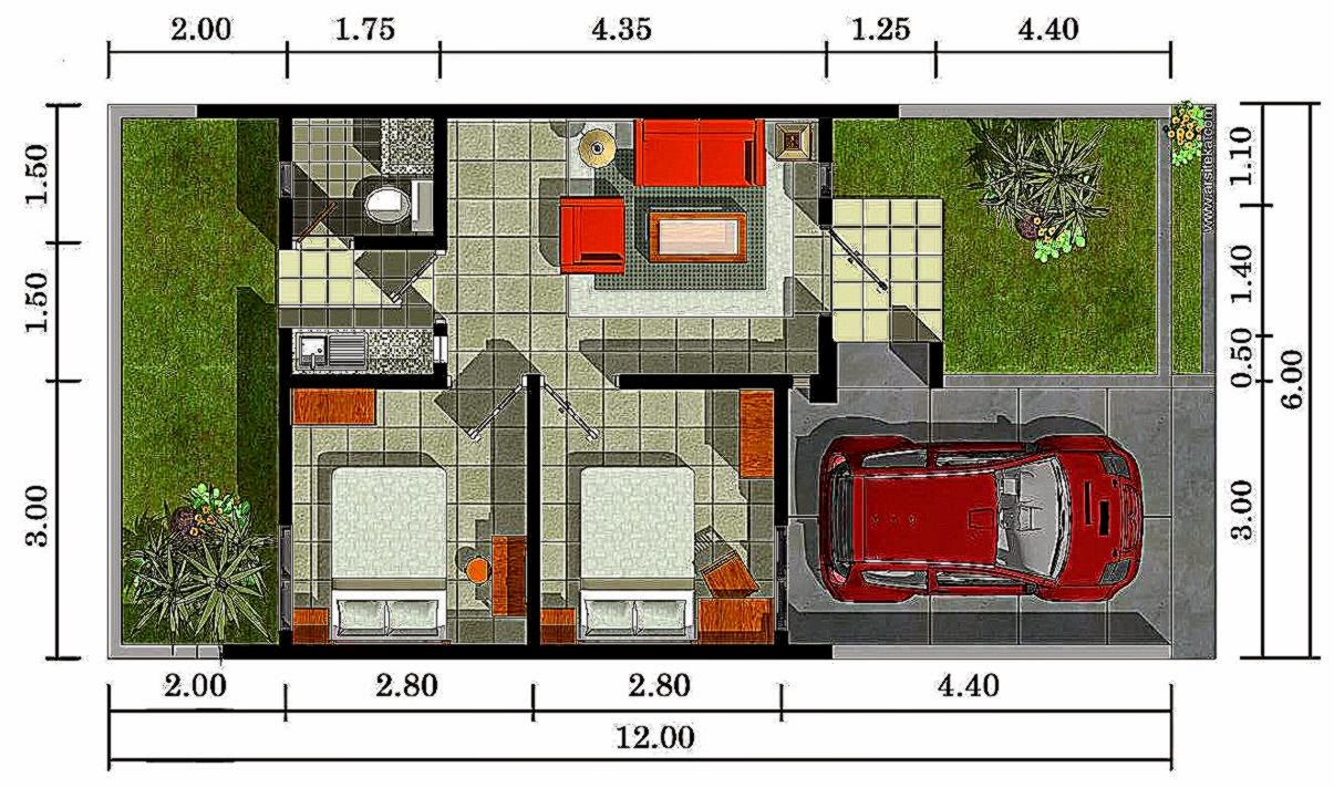 desain rumah minimalis type 36 gallery taman minimalis