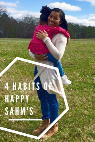 Four habits of happy stay at home moms the daily april n ava