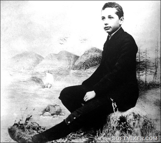 Young-Albert-Einstein