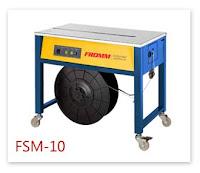 FSM-10 PP帶半自動捆包機