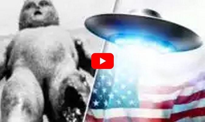 EUA escondendo sete discos voadores e 27 cadáveres alienígenas