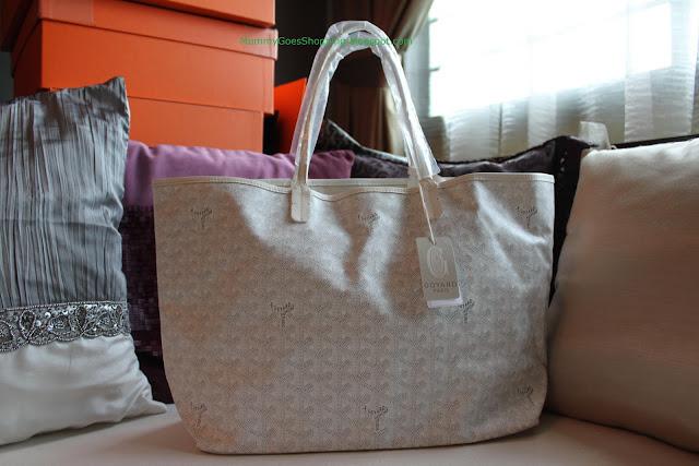 Goyard Anjou Reversible Bag Review – Vauntr