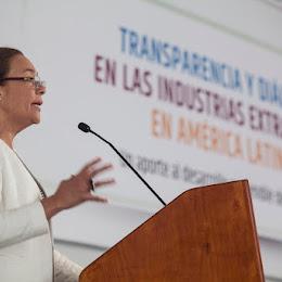 Transparencia y diálogo en las IIEE en AL. 1er día - Saludos y bienvenida.