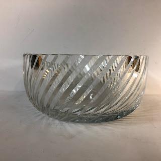 Brierley Crystal Bowl