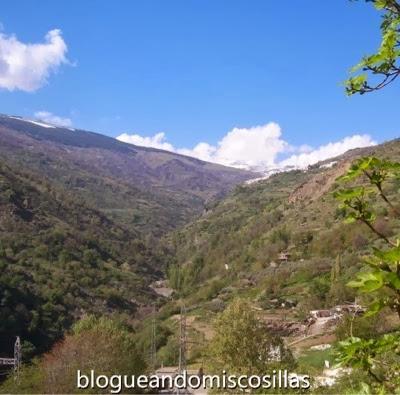 La Alpujarra Granadina