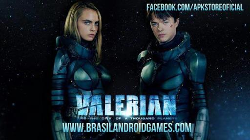 Valerian: City of Alpha Android Imagem do Jogo