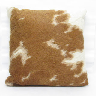 McCreary Modern Calf Hair Pillow