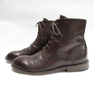 Barneys Italian Leather Boots
