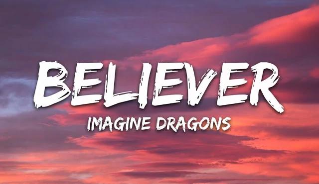 Believer lyrics