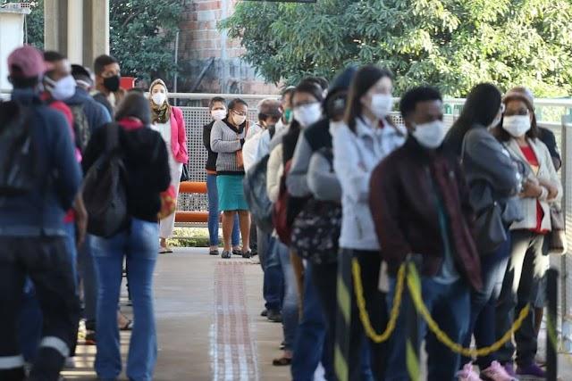 PM vai abordar pessoas sem máscara nas ruas de Minas Gerais