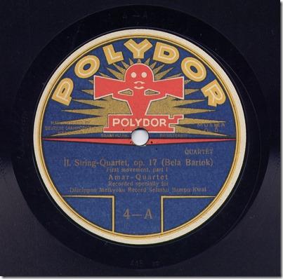 Polydor 4-A [415 bg] label [Glaspole ed Adamson]