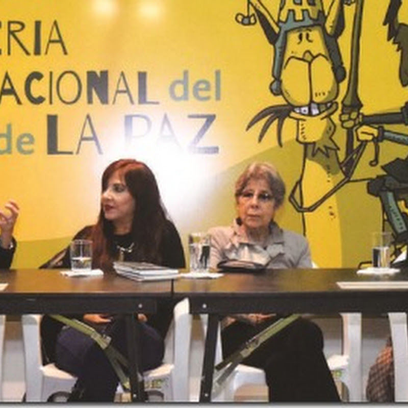 La Feria del Libro de La Paz 2016 registró récord de visitantes