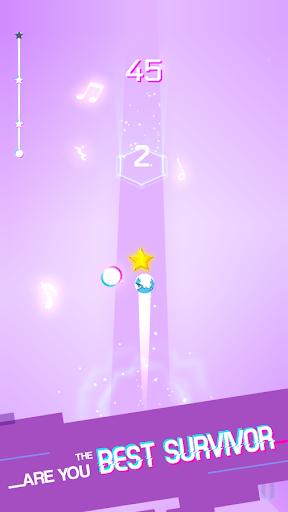 Dancing Planet: Space Rhythm Music Game apkmr screenshots 5