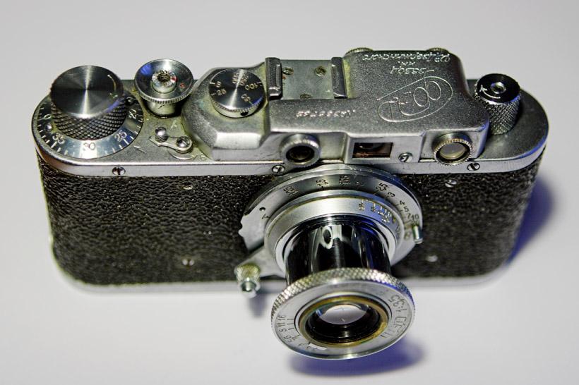 различных специальностей номер фотоаппарата фэд один тот способ