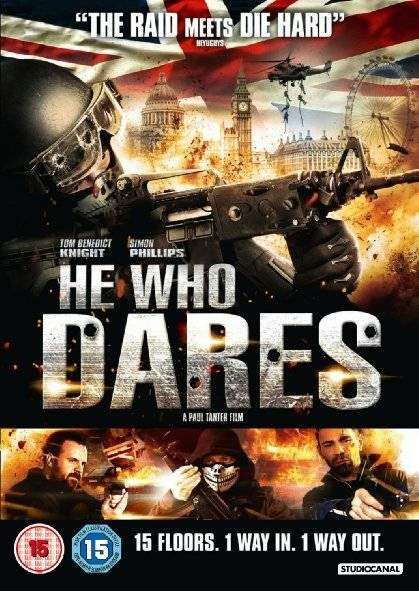 Poster Of English Movie He Who Dares (2014) Free Download Full New Hollywood Movie Watch Online At alldownloads4u.com