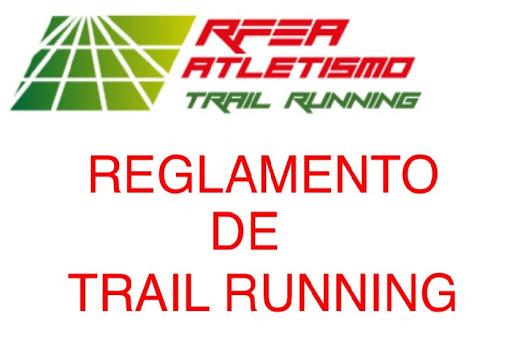 Reglamento de Trail Running