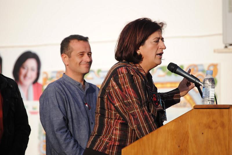Castro con Muñoz  Izquierda Unida