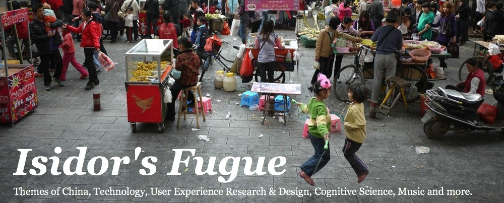 Isidor's Fugue