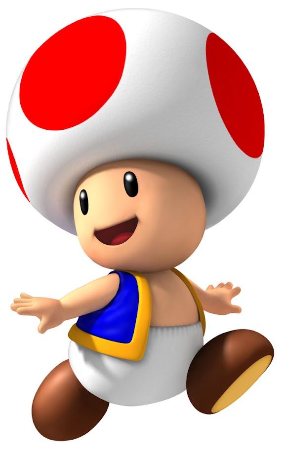 Toad, da série Mario