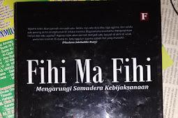 (Ebook) Fihi Ma Fihi - Jalaluddin Rumi (Terj. Indonesia)