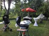 Grillen 15.07.2010
