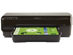 Ways to down HP Officejet 7110 H812a printer driver program