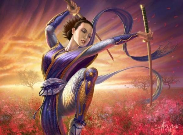 War Dance, Magic Samurai Beauties