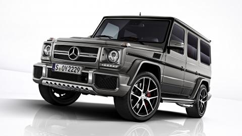 Mercedes-AMG G63 and G65 SUVs