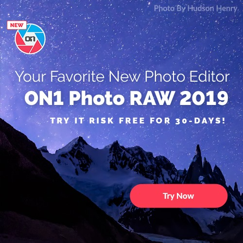 Try on1 Photo RAW 2019 Risk Free Today