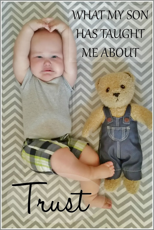 What My Son Has Taught Me About Trust