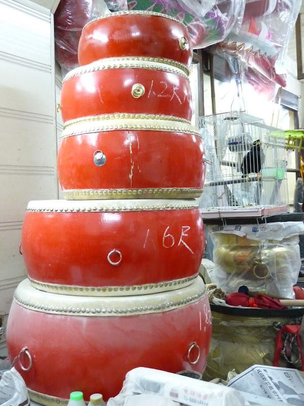 Quanzhou.Dans une boutique