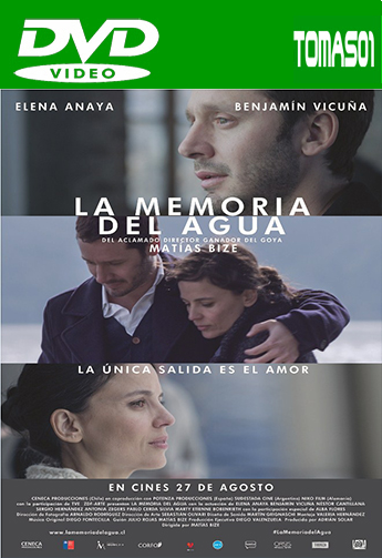 La memoria del agua (2015) DVDRip
