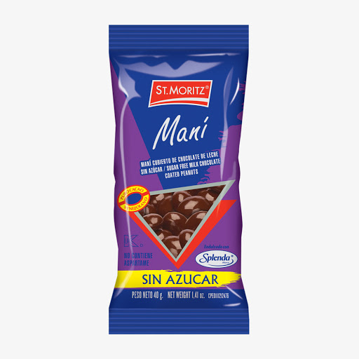 chocolate st moritz mani c/chocolate s/a 40g