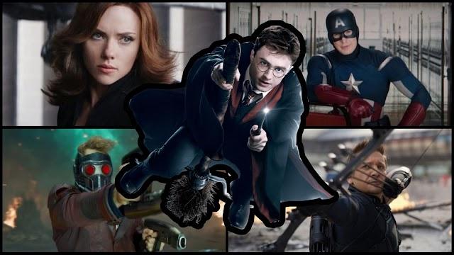 4 super-heróis do Universo Cinematográfico da Marvel que Harry Potter venceria