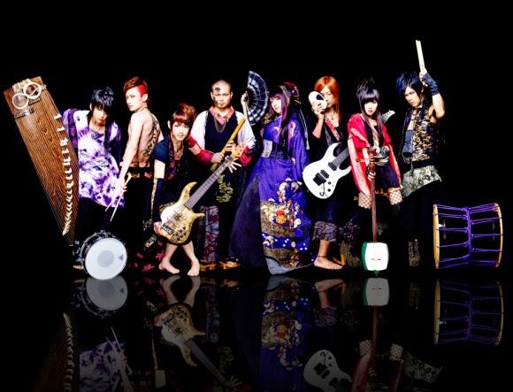 band pop metal Jepang
