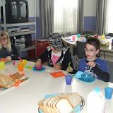 Sobere maaltijd voor de kinderen van de kinderkerkclub. - DSCF5795.JPG