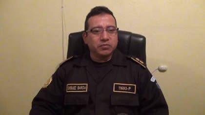 Néstor Diéguez García nuevo comisario para el departamento de San Marcos